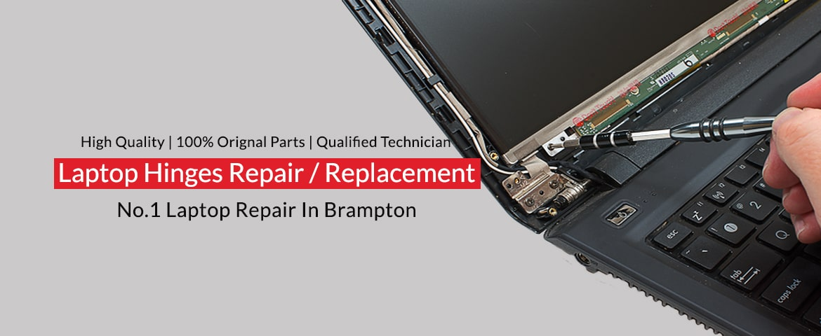 Laptop Hinges Repair / Replacement In Brampton - Technosys Computer Inc