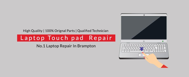 Laptop Touchpad Repair in Brampton - Technosys Computer Inc