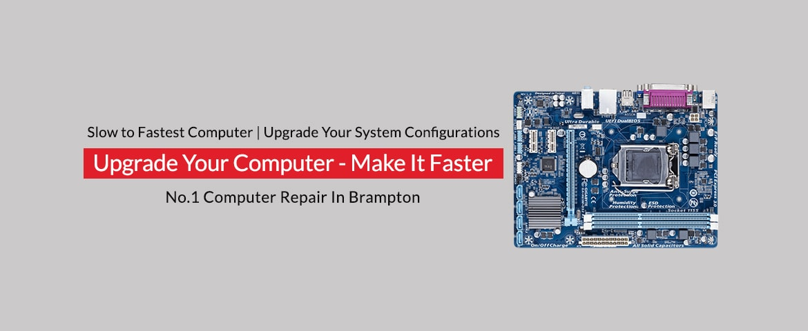 Upgrade Your Compute - Technosys Computers Inc