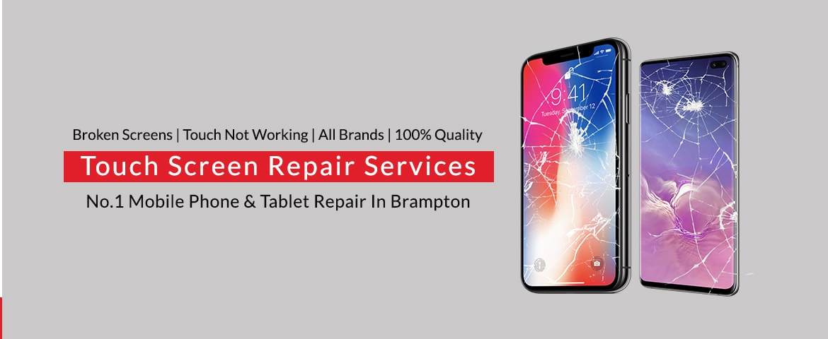 Broken Screen Repair in Brampton - Technosys Computers Inc